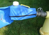 The Pretzel Hydrant Marker